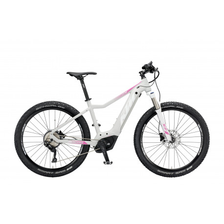 KTM Macina Race 274 black (white+azzuro) 2019