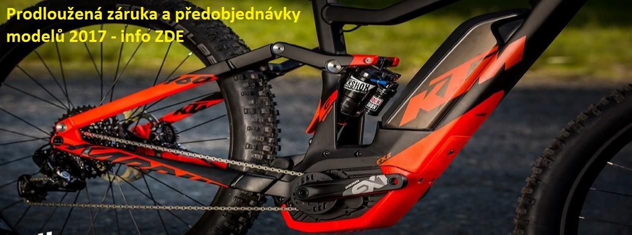 Nové modely elektrokol KTM - objednávky a předobjednávky